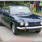 Simon Cars Fiat 850 Coupe