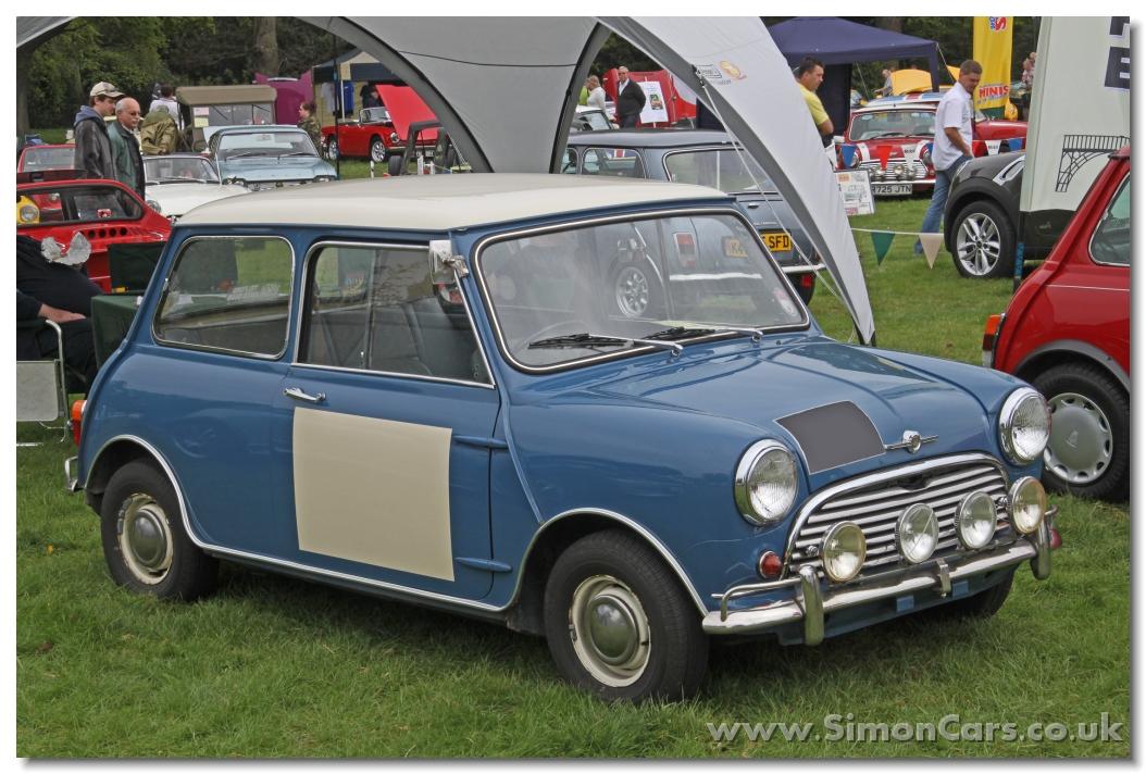 Simon Cars  Mini Cooper