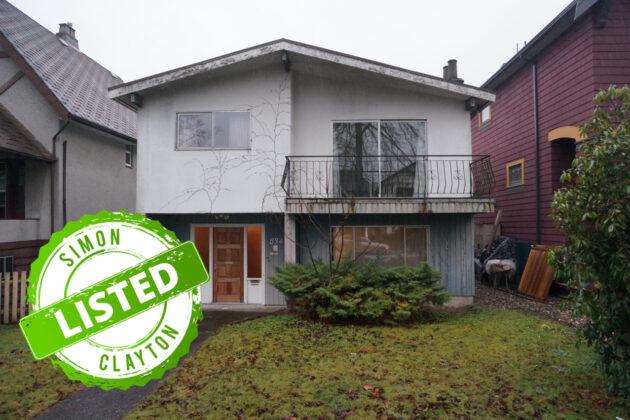 834 W 18TH Avenue Vancouver | R2424422 | 33′ x 122′ RS-7  | Douglas Park | COURT ORDERED | $2,040,000