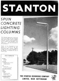 street lighting | uk > manufacturers > stanton ...