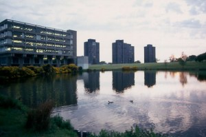 Uni of Essex towers