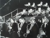 Christ's Hospital Dance Band in the Albert Hall 1982