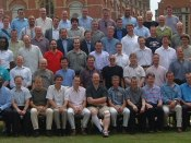 CH 20-year reunion - 2003