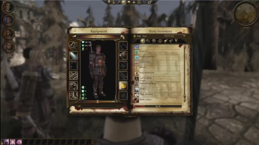 Dragon Age équipement