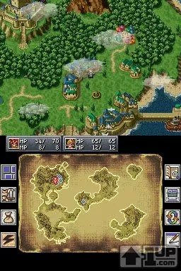 Chrono Trigger (version DS)