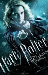 Harry Potter and the Half-Blood Prince (une des affiches promotionnelles)