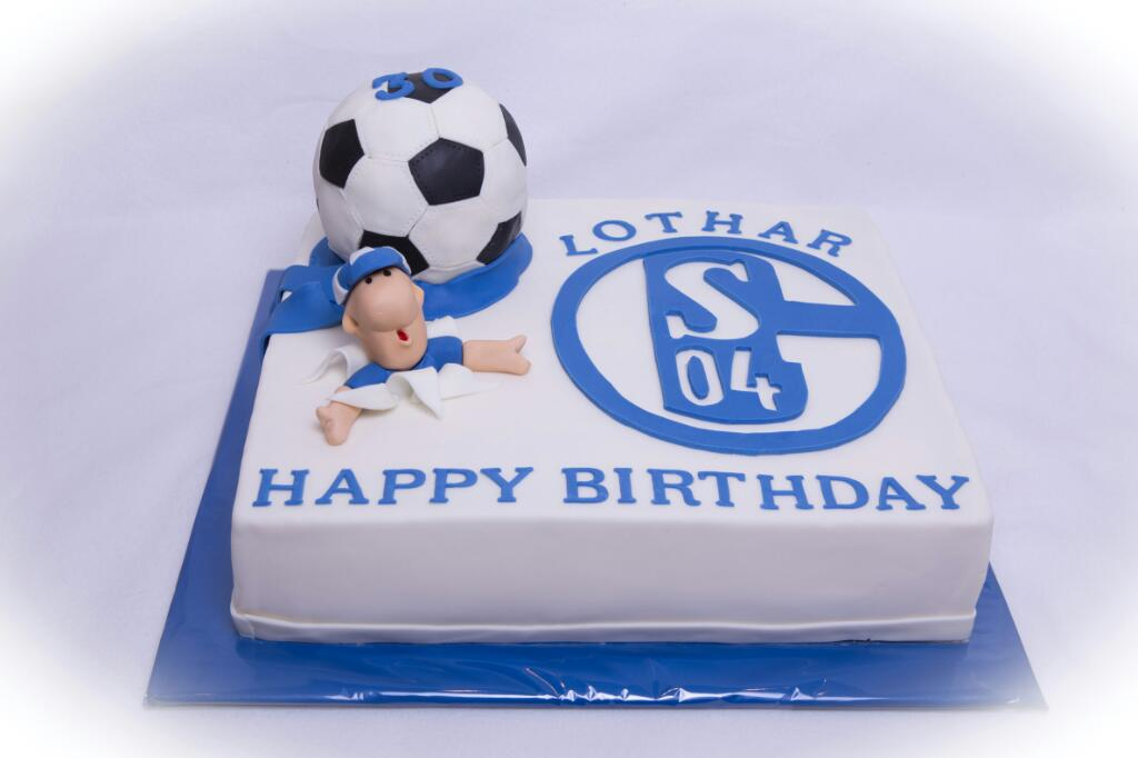 Schalke zum 30Geburtstag