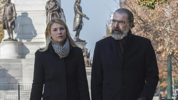 Carrie e Saul