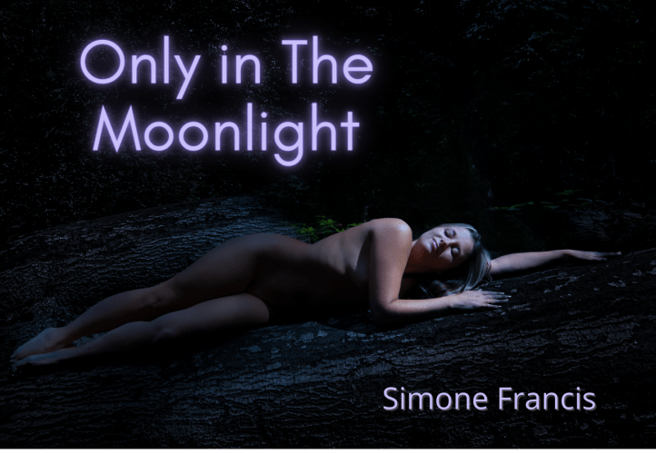 Only in the Moonlight Sexy short story illustration