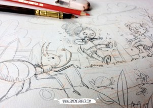 Sketch - Angry Ants