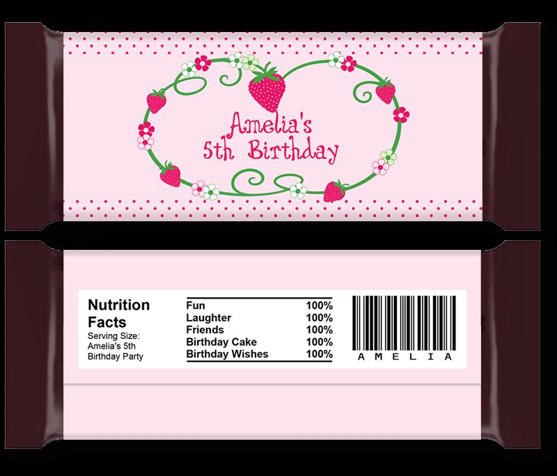 free hershey bar wrapper template