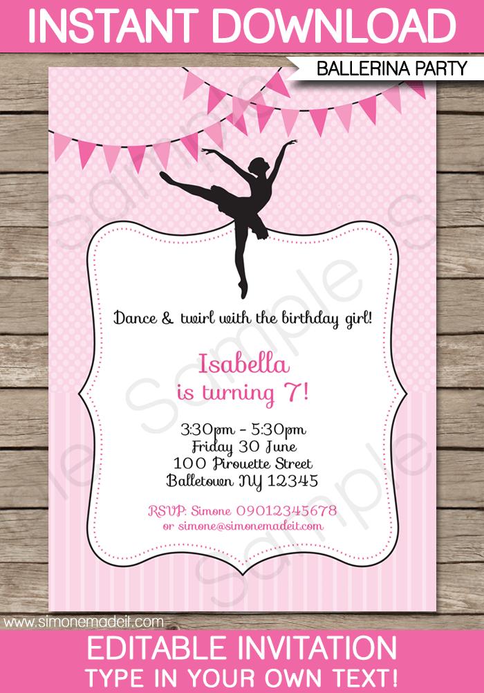 Birthday Invitations 5 Year Old Wordings