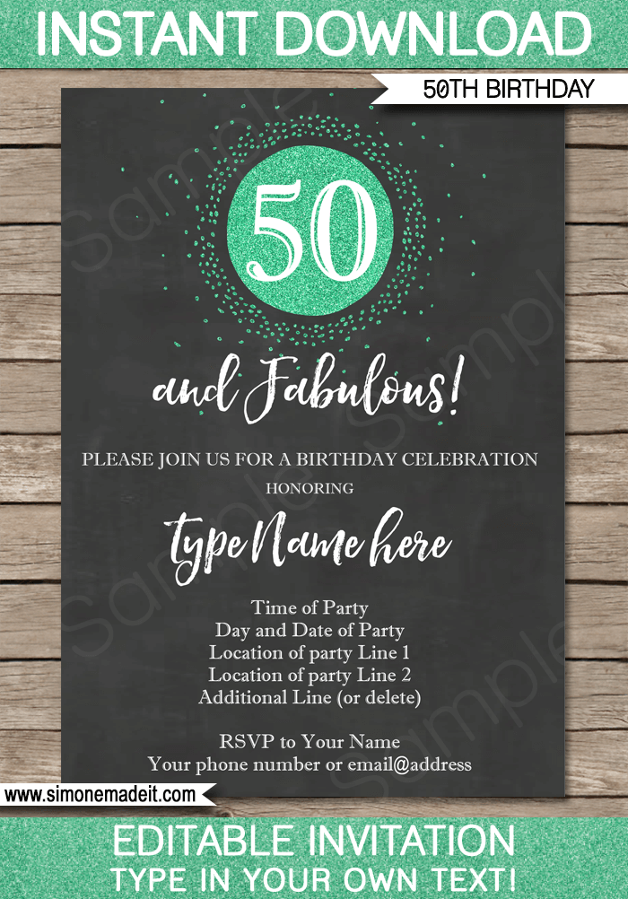 Cheap 40th Wedding Anniversary Invitations