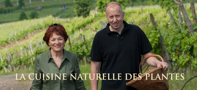 Cuisine naturelle des plantes d'Alsace livre