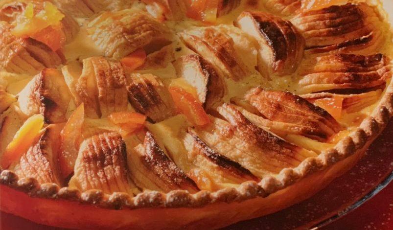 tarte pommes abricots Hepp photo M. Ehrhard
