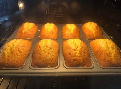 cake moelleux à l'orange antoine Hepp photo Béatrice Jost