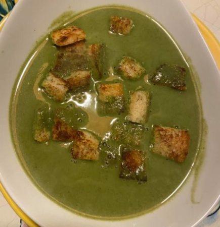 Soupe cresson Claude Lacroix Hashold