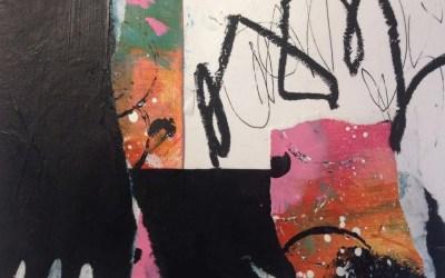 My favorite materials (2) Caran d'Ache Neocolor II crayons