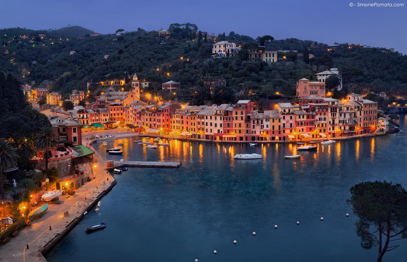 Foto  Notte a Portofino