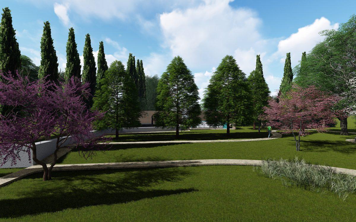 Progettazione e realizzazione giardini Treviso Verona