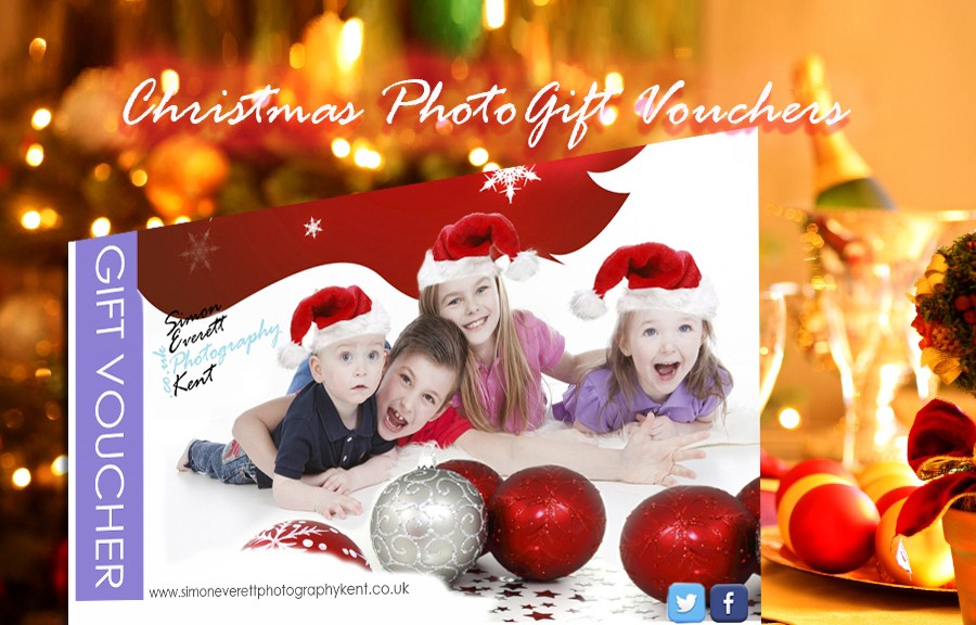 Kent photo gift vouchers