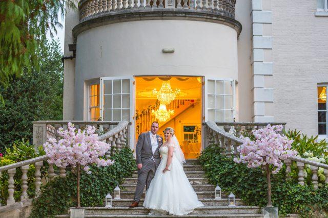 Professional wedding photography Kent