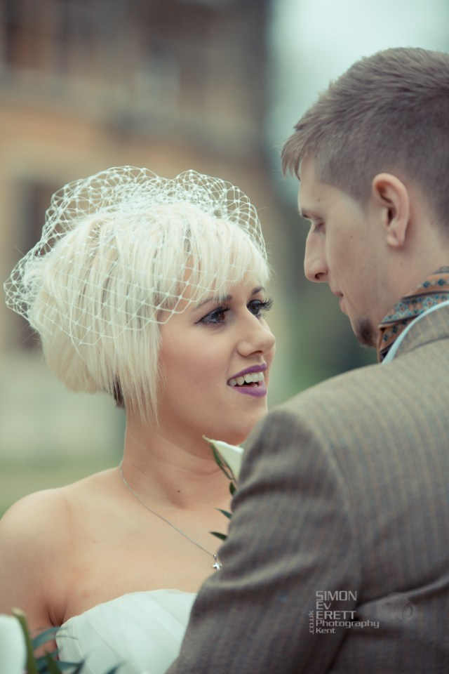 Dave & Elle BBC Wedding Day