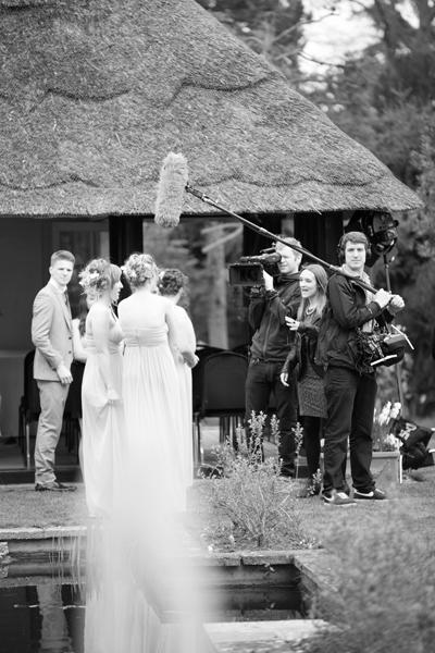 "BBC wedding of Elle & David ""Dont tell the Bride"" 2014"