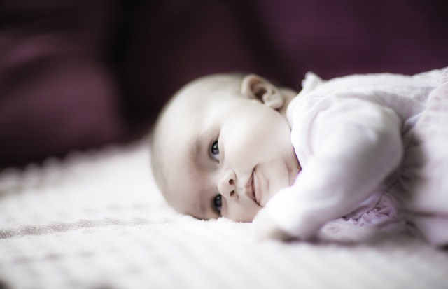 New born Baby Home shoot