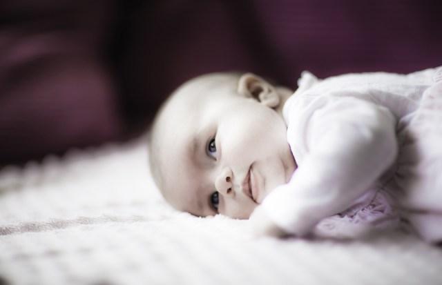 New born Baby Home shoot