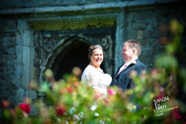 The wedding of Kelly & Royston