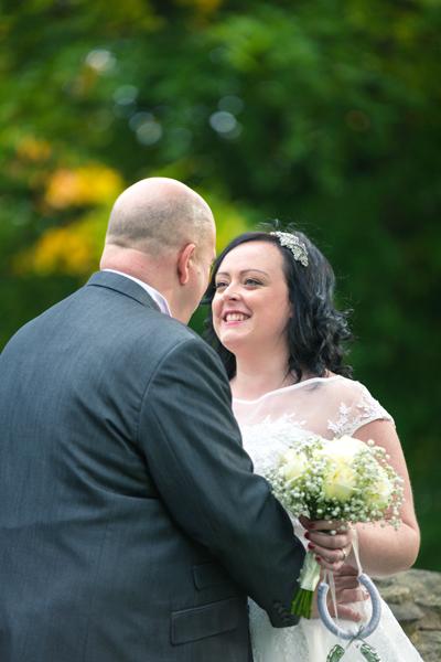 Rochester Vaults wedding