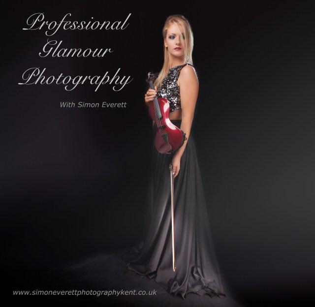 Professional Glamour Shoots In Kent