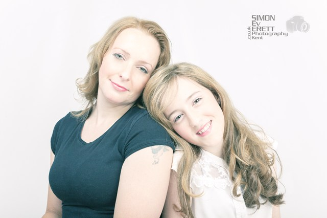 Mothers day photography kent