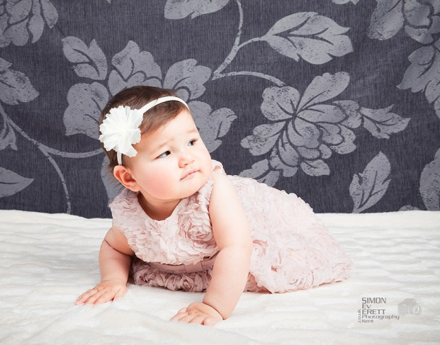Baby Studio Photography Shoot