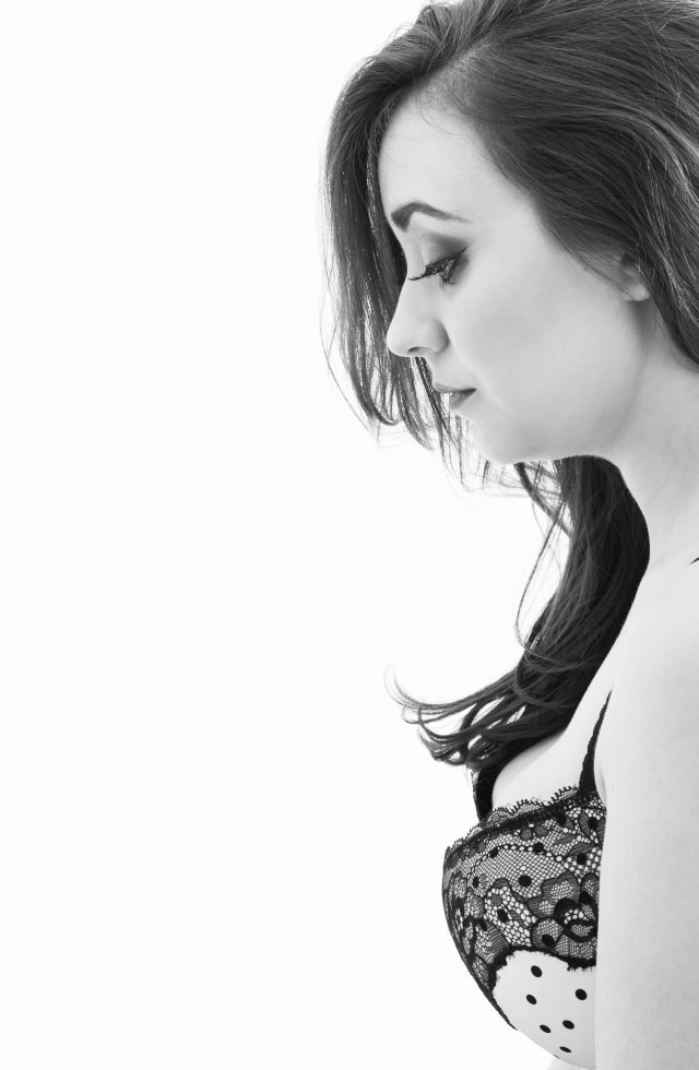 Studio Boudoir photography in kent
