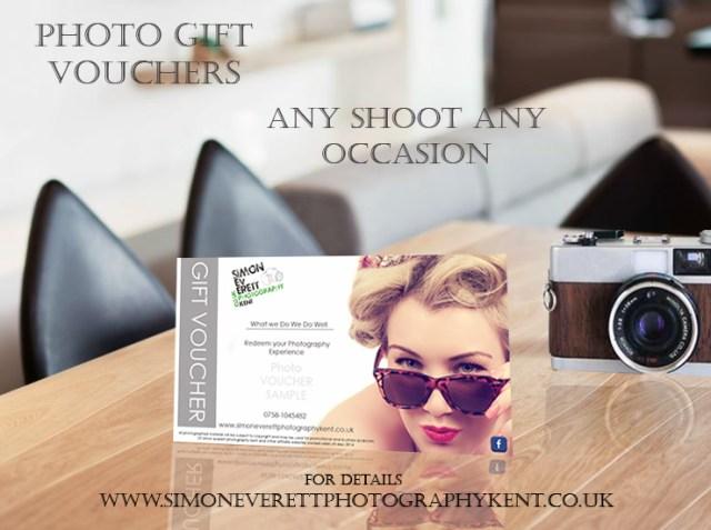 Photo Gift Vouchers