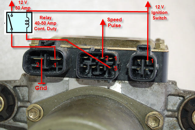 Honda Wave Dash Wiring Diagram