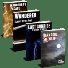 Book bundle - Four Books