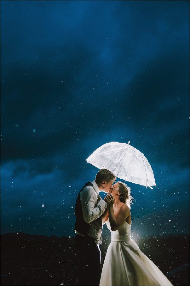 bride and groom, wedding, bride to be, umbrella, wedding photographer, wedding photography