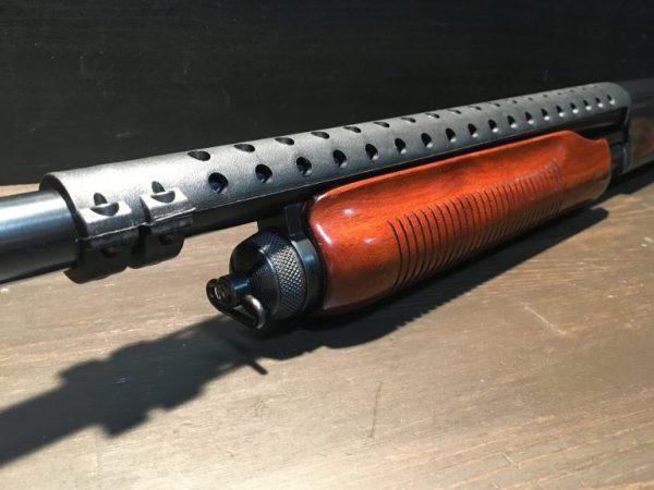 BLACK WARRIOR レミントン M870用ヒートシールド