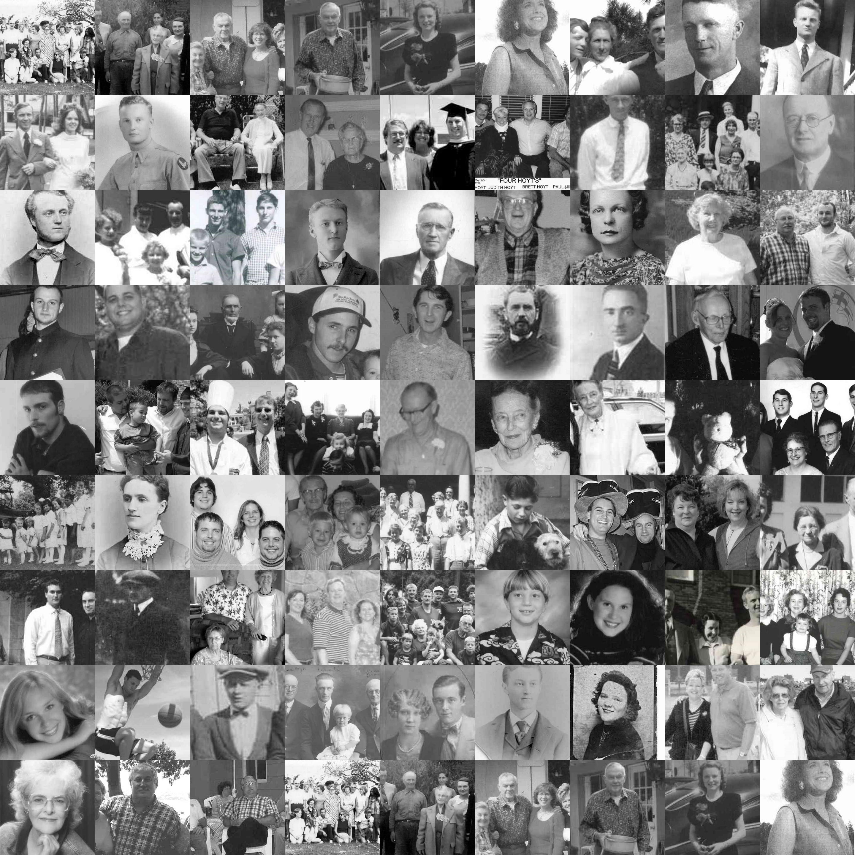 The Ancestors And Descendants Of The Simon Hoyt E Through