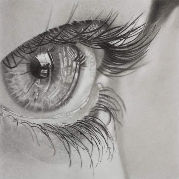 Realism Pencil Drawing