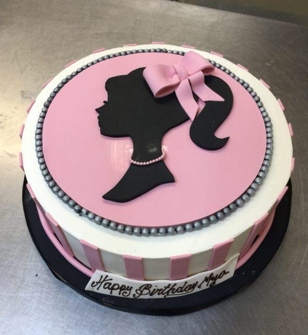 Anniversary And Birthday Cake