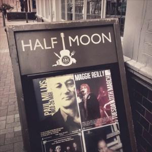 Maggie Reilly Half Moon