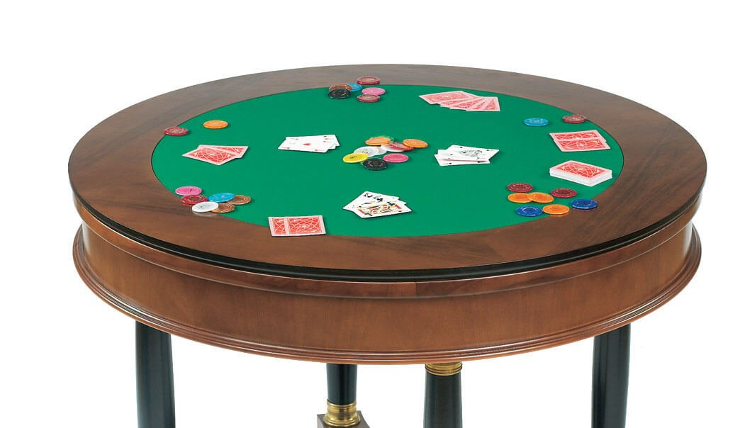 Poker and card tables