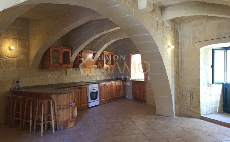 Gozo Real Estate House Of Character For Sale In Gharb
