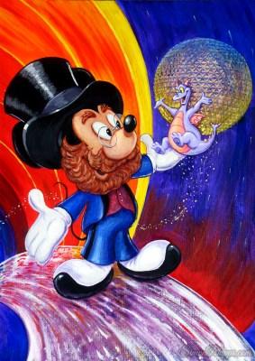 Mickey Dreamfinder