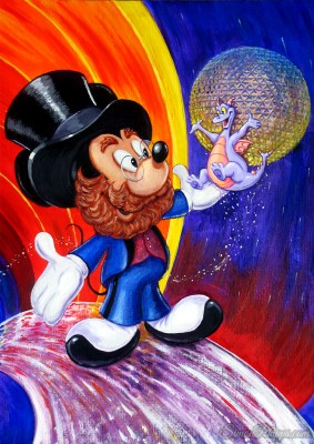 Mickey Dreamfinder