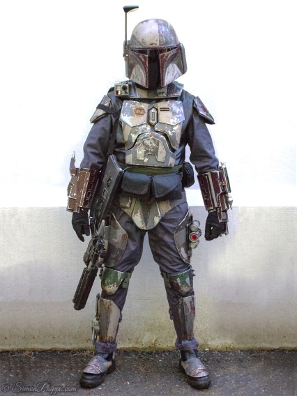 Male Mandalorian Costume